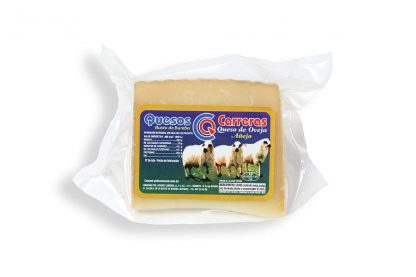 Cuña de queso de oveja Añejo