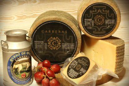 Bodegón de queso Añejo Reserva