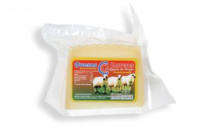 Cuña queso de oveja semicurado