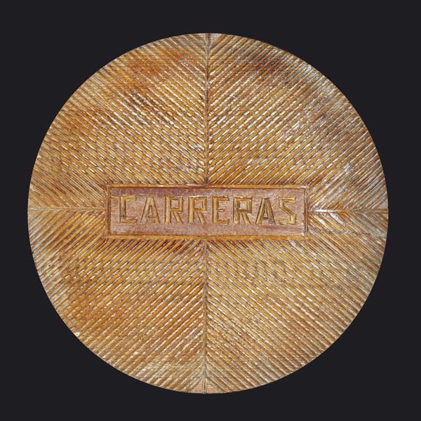 Tabla prensado queso artesano